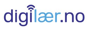 Logo of digilær.no